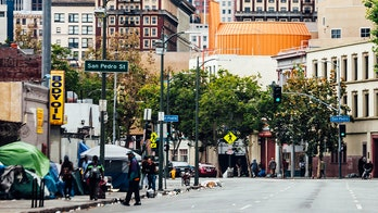 LA push to develop Skid Row prompts new clashes in California's homeless crisis