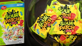 'Sour Patch Kids' candy to be released as cereal
