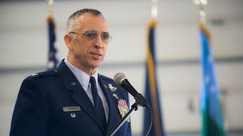 Vermont colonel forced to resign after flying F-16 to meet love interest: report