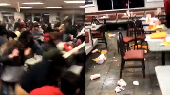 Houston high schoolers apologize to Whataburger for food fight that 'destroyed' restaurant