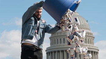 New York brewery petitions Congress to make Election Day federal holiday by sending empty beer cans to Capitol