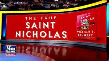 Bill Bennett: The important secret that the real Saint Nicholas and Santa share