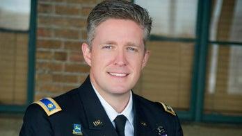 Body of Maj. Brent Taylor, Utah mayor killed in Afghanistan, returns to US