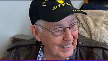 Chick-fil-A honors World War II veteran with free food for life