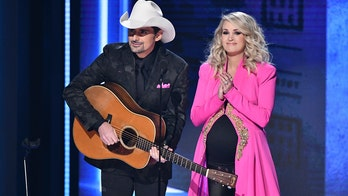 CMA Awards: Carrie Underwood, Brad Paisley praised for leaving politics out, Keith Urban wins top award