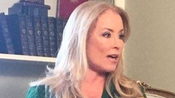 Democrat's alleged mistress says she's rebuilt her life since tabloid scandal, now focus of film
