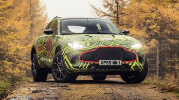 Aston Martin DBX is an SUV fit for 007