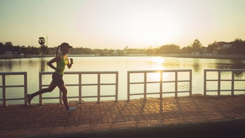 Sleep and exercise compete for people's time