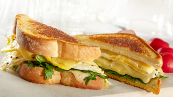 Farm to Table Grilled Cheese