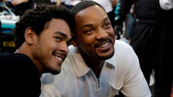 Will Smith opens up about difficult relationship with son Trey