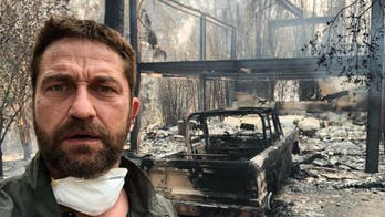 Celebrity homes burned in California wildfires: Kim Kardashian, Gerard Butler and others impacted