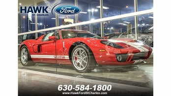 Ford dealer selling 'brand new' 2005 GT supercar