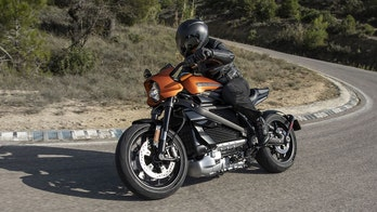 Harley-Davidson's electric LiveWire debuts in Italy