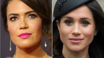 Meghan Markle pal Mandy Moore reveals surprising history with the royal: 'It was another lifetime ago'