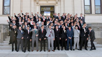 Teachers of Wisconsin 'Nazi salute' students raise money for Holocaust education