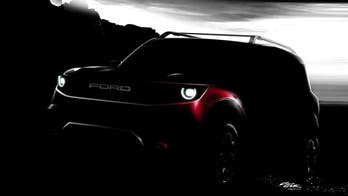New Ford SUV leaked, but is it the Bronco?