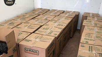 Ohio troopers find $1.3 million worth of marijuana in California woman's truck