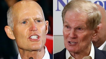 Rick Scott tells 'Hannity' he fears Nelson and ex-Clinton lawyer trying 'steal' Senate seat