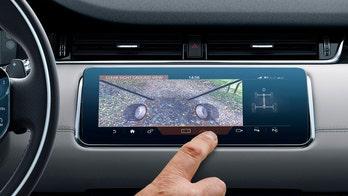 The new 2020 Range Rover Evoque has a virtually invisible hood