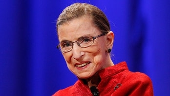 Ruth Bader Ginsburg -- A Supreme Court justice the world watches