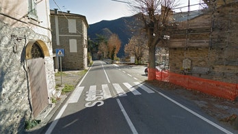 Traffic camera in Italian village catches 58,000 speeders in two weeks