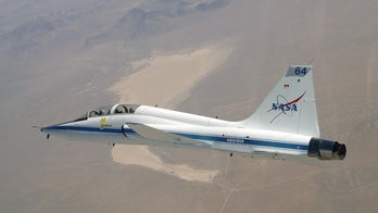 Air Force T-38C Talon crashes on Texas base; one dead