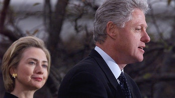 Bill and Hillary Clinton keep going and going ... but are their batteries finally running low?