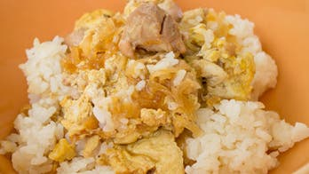 Oyako Don (Chicken and Egg Over Rice)