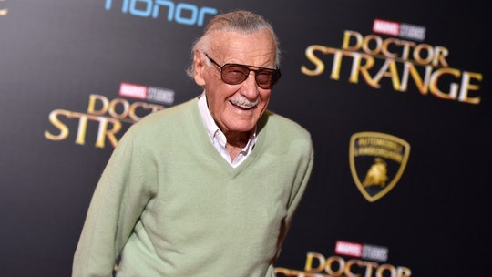 Stan Lee, legendary Marvel superheroes creator, dead at 95