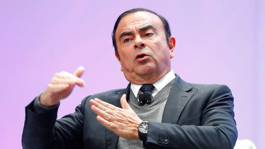 Nissan chairman Carlos Ghosn to be removed over 'significant misconduct,' arrested