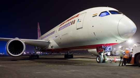 Air India pilot grounded after reportedly failing two breathalyzer tests before flight