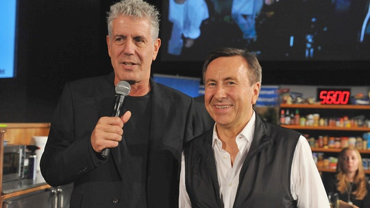 Anthony Bourdain's friend Chef Daniel Boulud says 'Parts Unknown' host died because 'his heart was broken'