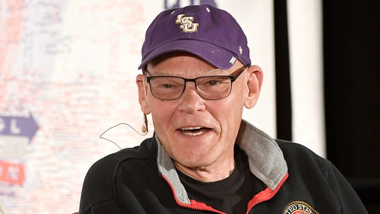James Carville calls ESPN 'gutless' over apology to SEC for his Alabama theory