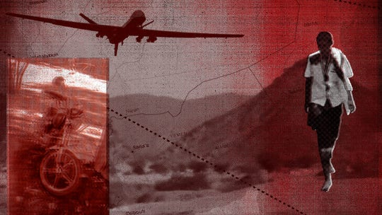 A Yemeni boy gets lost in a land prowled by US drones