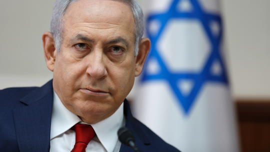 Israel's Netanyahu makes 'last effort' to save government
