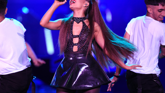 Ariana Granda slams Piers Morgan over nudity comments: 'It's our choice'
