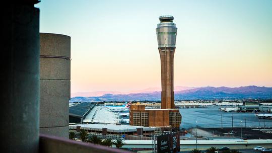 Las Vegas' McCarran International Airport shooting injures 'suspect,' police say