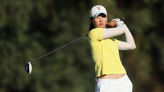 Former NCAA champion golfer disqualified from LPGA qualifying event after mom moves her ball