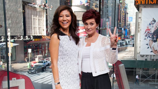 Sharon Osbourne supports Julie Chen leaving 'The Talk' after Les Moonves controversy: 'So awkward for her'