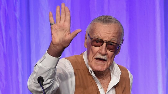 Stan Lee's final social media posts honors Veterans Day while highlighting his WWII service