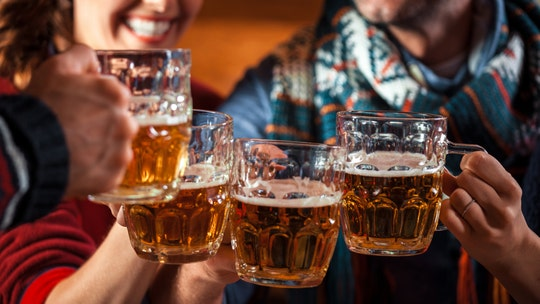 Why people drink more alcohol in the winter