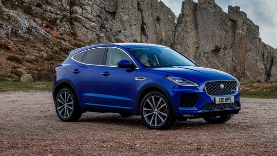 2018 Jaguar E-Pace Test Drive: Welcome to the family