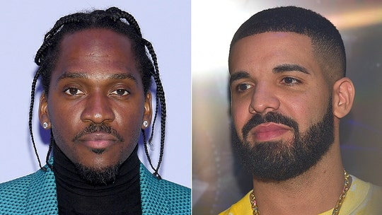 Pusha T blames 'tech dude' for 'F--k Drake' screen that appeared during his performance