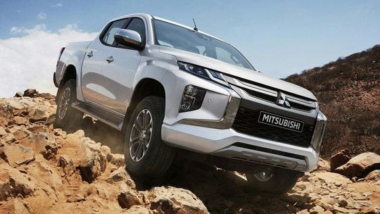 The new Mitsubishi Triton pickup is ready for the world, but not the USA