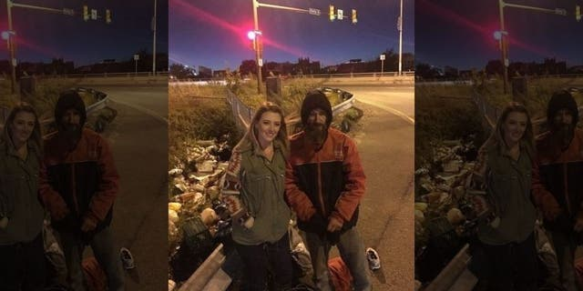 FILE: Johnny Bobbitt was reportedly homeless and addicted to drugs in November 2017 when he gave his last $20 to Kate McClure, a stranded motorist on the side of the road in Philadelphia.