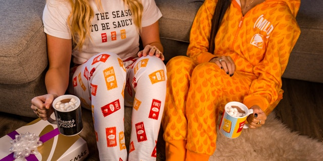 Ahead of the holiday season, Taco Bell is selling sweaters, T-shirts, pajamas and more to get you in the spirit.