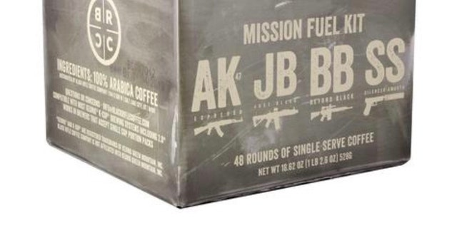 <strong>Mission Fuel Kit (Black Rifle Coffee)</strong>