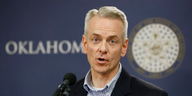 U.S. Rep. Steve Russell, R-Okla., lost the race to his Democratic opponent.