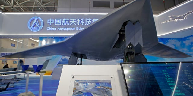 The development of the combat drone is the latest sign of China's growing aerospace prowess and underscores the country's competitiveness in the expanding global market for such vehicles. (AP Photo/Kin Cheung, File)