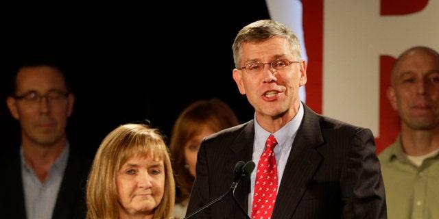 Rep. Erik Paulsen, R-Minn., has served in Congress since 2009.
